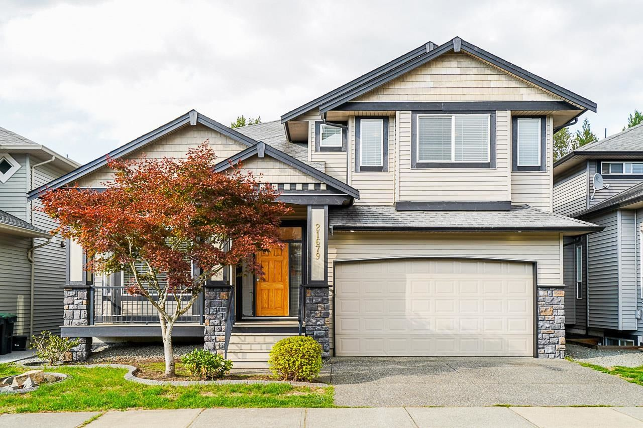 """Main Photo: 21679 90B Avenue in Langley: Walnut Grove House for sale in """"MADISON PARK"""" : MLS®# R2613608"""