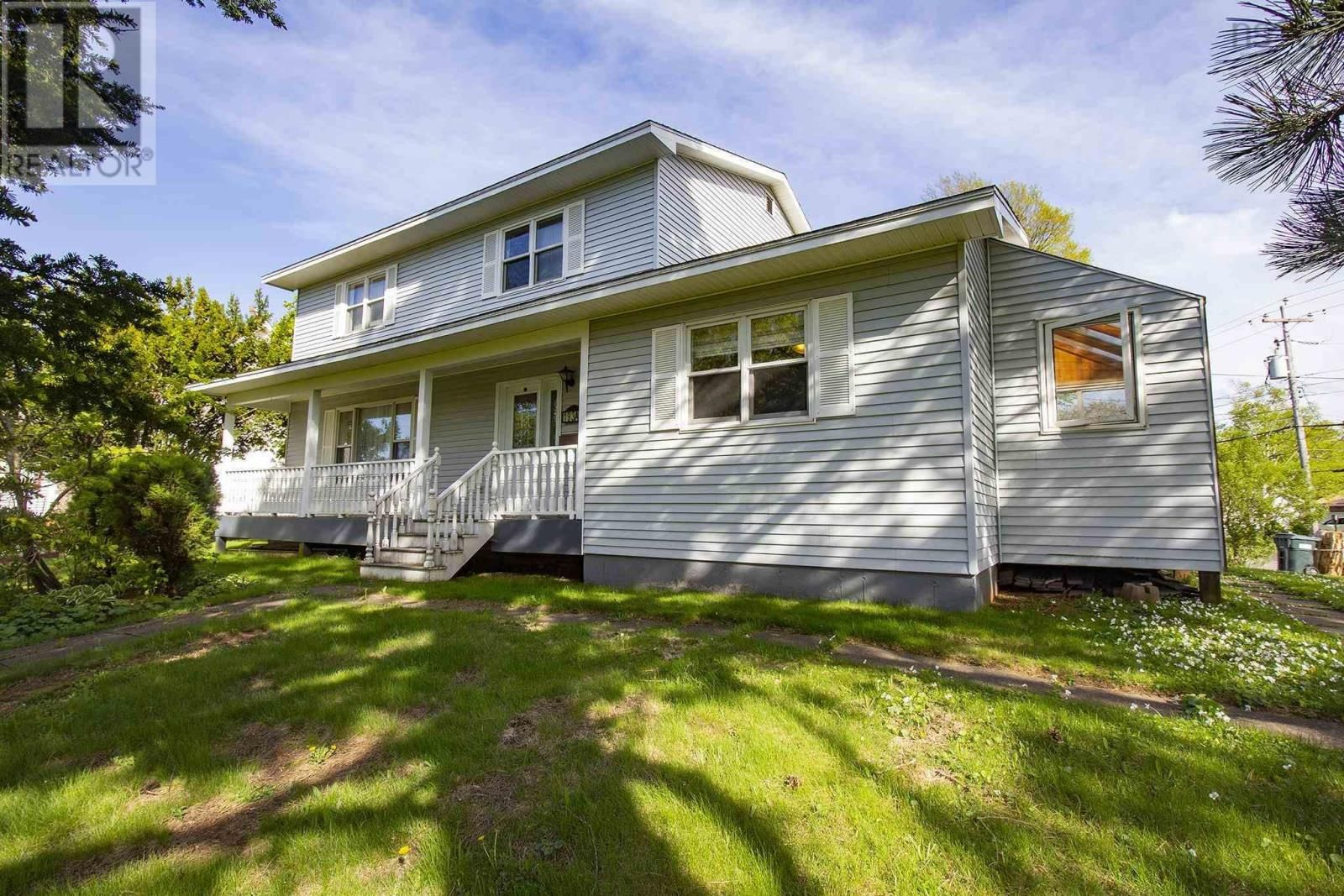 Main Photo: 193A Victoria Street E in Amherst: House for sale : MLS®# 202122968