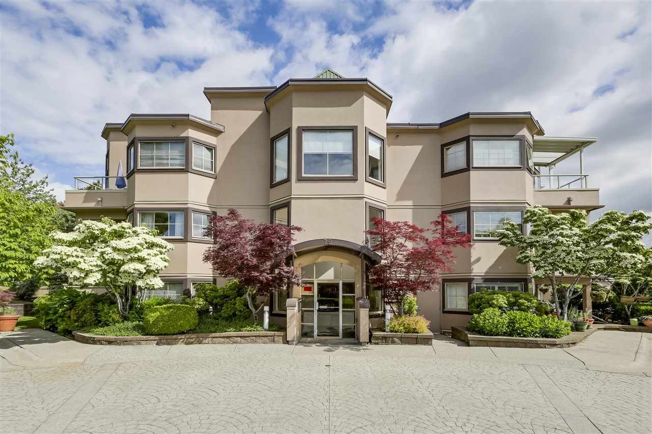 """Main Photo: 403 78 RICHMOND Street in New Westminster: Fraserview NW Condo for sale in """"GOVERNOR'S COURT"""" : MLS®# R2274652"""
