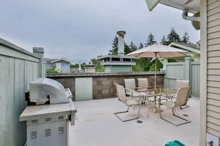 Photo 1: 28 7428 SOUTHWYNDE Avenue in Burnaby: South Slope Townhouse for sale (Burnaby South)  : MLS®# R2071528