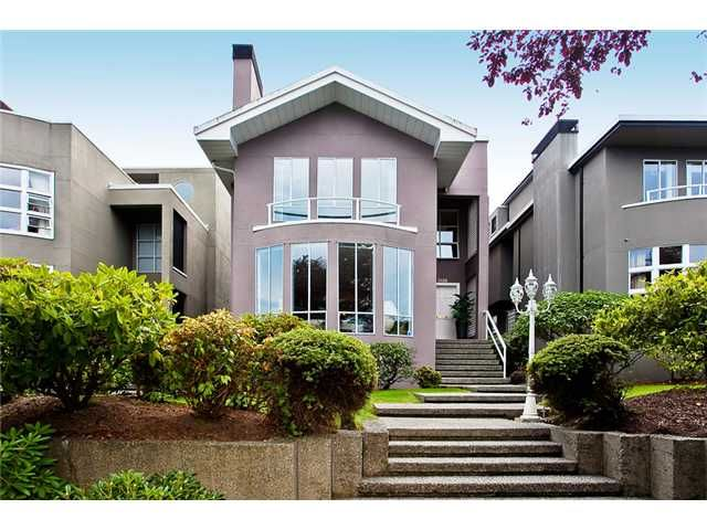 Main Photo: 3632 W 14TH Avenue in Vancouver: Point Grey House for sale (Vancouver West)  : MLS®# V966768
