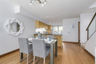 """Photo 6: 214 1961 COLLINGWOOD Street in Vancouver: Kitsilano Townhouse for sale in """"VIRIDIAN GREEN"""" (Vancouver West)  : MLS®# R2205025"""
