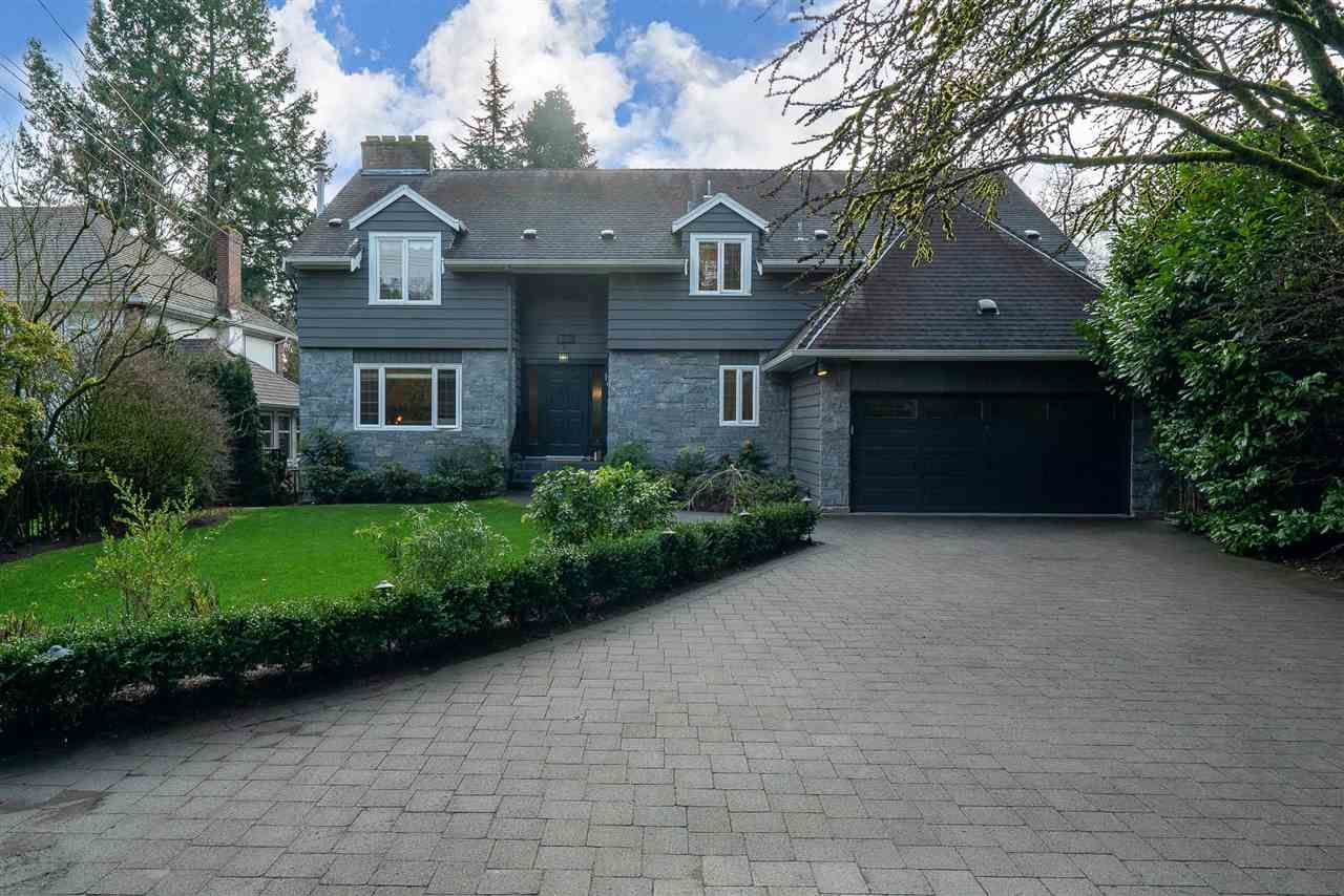 Main Photo: 3280 SW MARINE Drive in Vancouver: Southlands House for sale (Vancouver West)  : MLS®# R2433476
