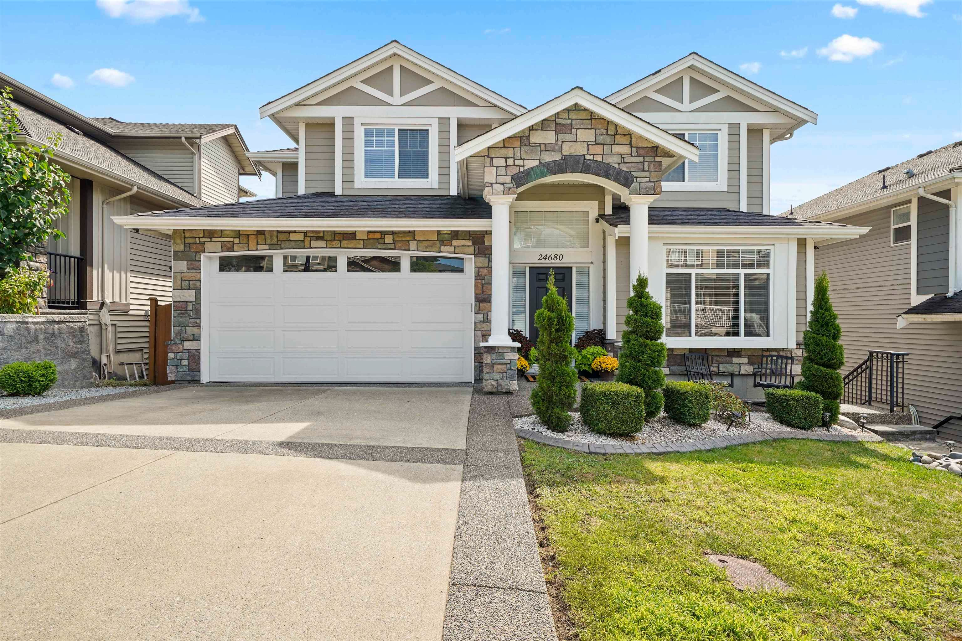 """Main Photo: 24680 103A Avenue in Maple Ridge: Albion House for sale in """"Thornhill Heights"""" : MLS®# R2612314"""