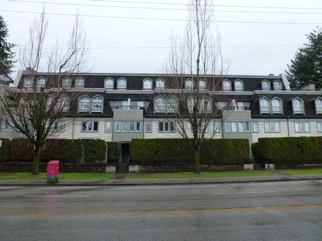 Main Photo: 29 1225 BRUNETTE Avenue in Coquitlam: Maillardville Townhouse for sale : MLS®# R2044711