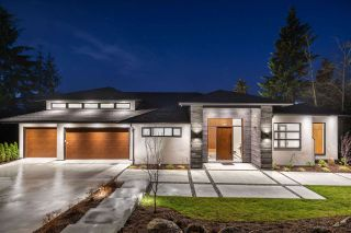 "Main Photo: 209 KINSEY Drive in Port Moody: Anmore House for sale in ""PINNACLE RIDGE"" : MLS®# R2524797"