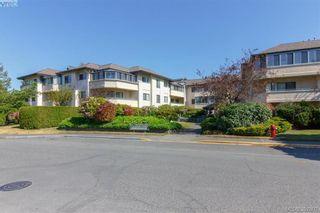Photo 1: 211 3900 Shelbourne St in VICTORIA: SE Cedar Hill Condo for sale (Saanich East)  : MLS®# 795183