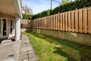 """Photo 3: 101 3505 W BROADWAY in Vancouver: Kitsilano Condo for sale in """"COLLINGWOOD PLACE"""" (Vancouver West)  : MLS®# R2579315"""