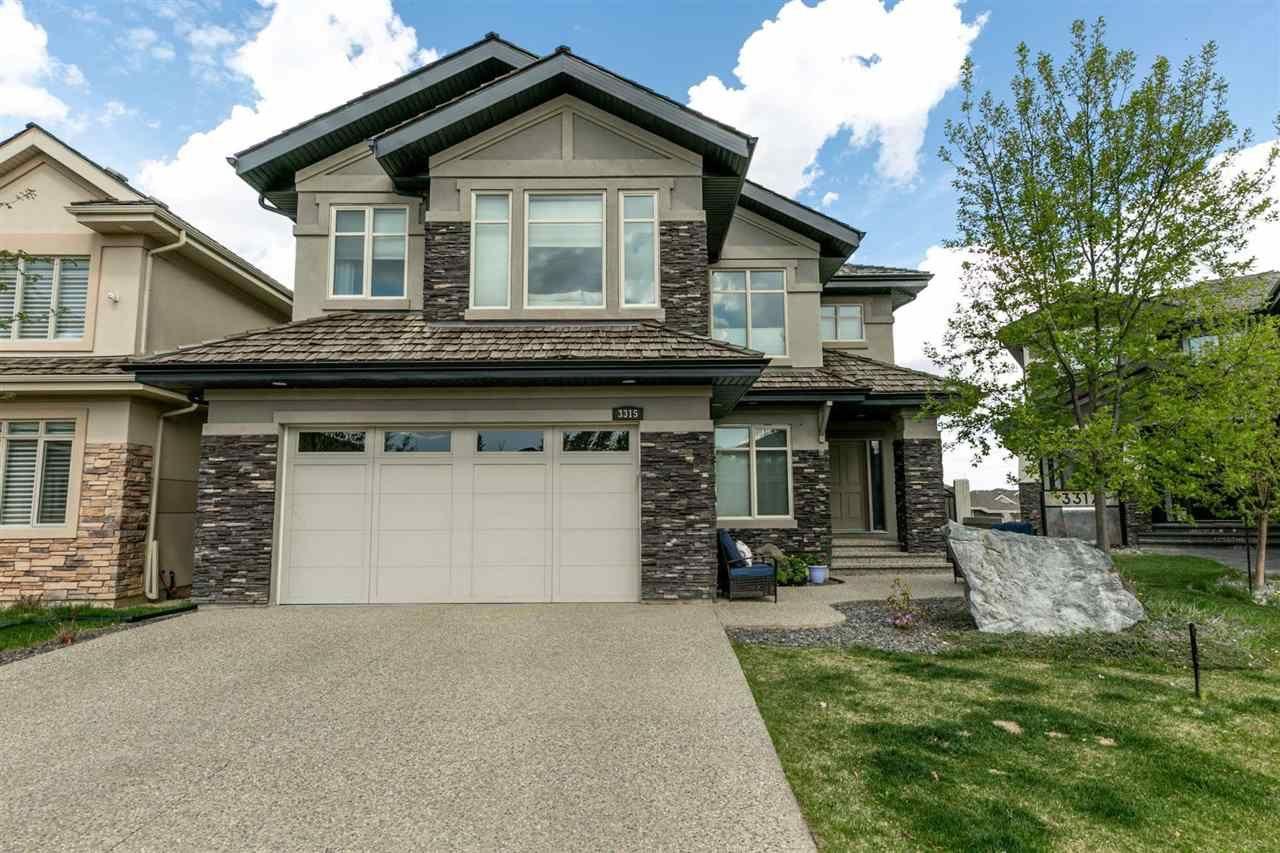 Main Photo: 3315 CAMERON HEIGHTS LANDING Landing in Edmonton: Zone 20 House for sale : MLS®# E4241730