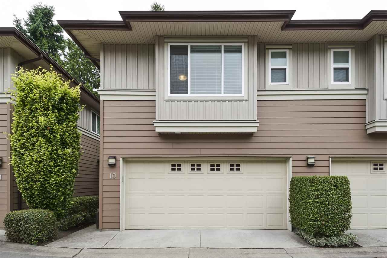 Main Photo: 10 8311 NO. 2 ROAD in : Lackner Townhouse for sale : MLS®# R2400189