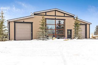 Photo 1: 354101 64 Street W: Rural Foothills County Detached for sale : MLS®# A1067928