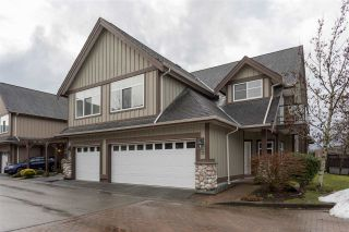 "Photo 1: 33 40750 TANTALUS Road in Squamish: Tantalus 1/2 Duplex for sale in ""Meighan Creek"" : MLS®# R2233912"