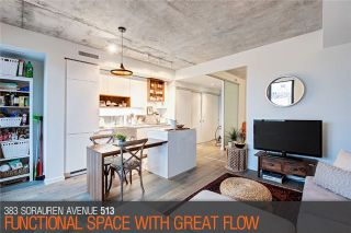 Photo 9: 383 Sorauren Ave Unit #513 in Toronto: Roncesvalles Condo for sale (Toronto W01)  : MLS®# W3911150