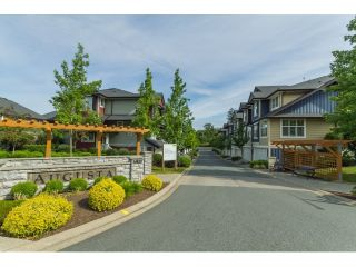 "Photo 1: 47 18199 70 Avenue in Surrey: Cloverdale BC Townhouse for sale in ""Augusta"" (Cloverdale)  : MLS®# R2074577"