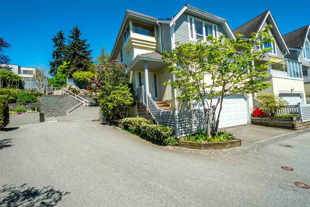 """Main Photo: 2201 PORTSIDE Court in Vancouver: Fraserview VE Townhouse for sale in """"RIVERSIDE TERRACE"""" (Vancouver East)  : MLS®# R2163820"""