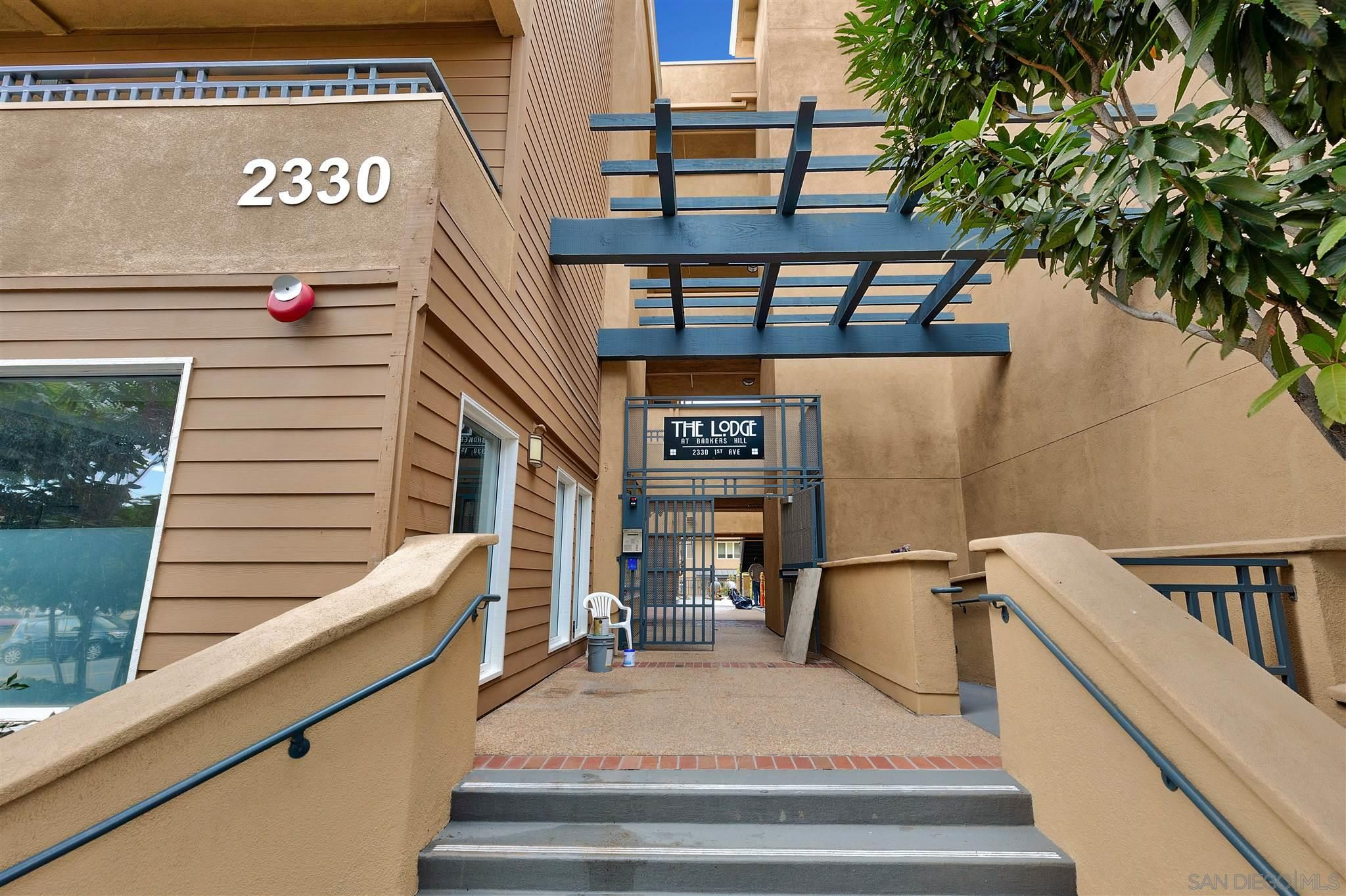 Main Photo: Condo for sale : 2 bedrooms : 2330 1st Ave #314 in San Diego