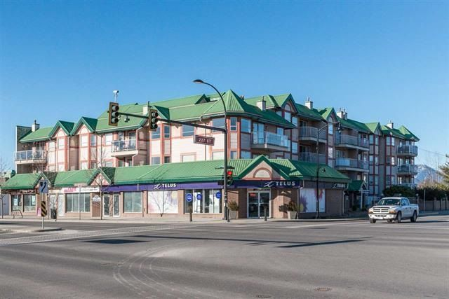 Main Photo: 107 22661 LOUGHEED HIGHWAY in : East Central Condo for sale : MLS®# R2225974
