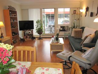 """Photo 3: 114 12096 222 Street in Maple Ridge: West Central Condo for sale in """"CANUCK PLAZA"""" : MLS®# R2119789"""