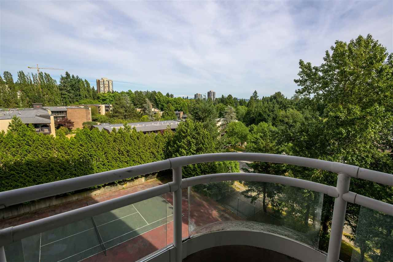Photo 2: Photos: 603 9623 MANCHESTER Drive in Burnaby: Cariboo Condo for sale (Burnaby North)  : MLS®# R2381331