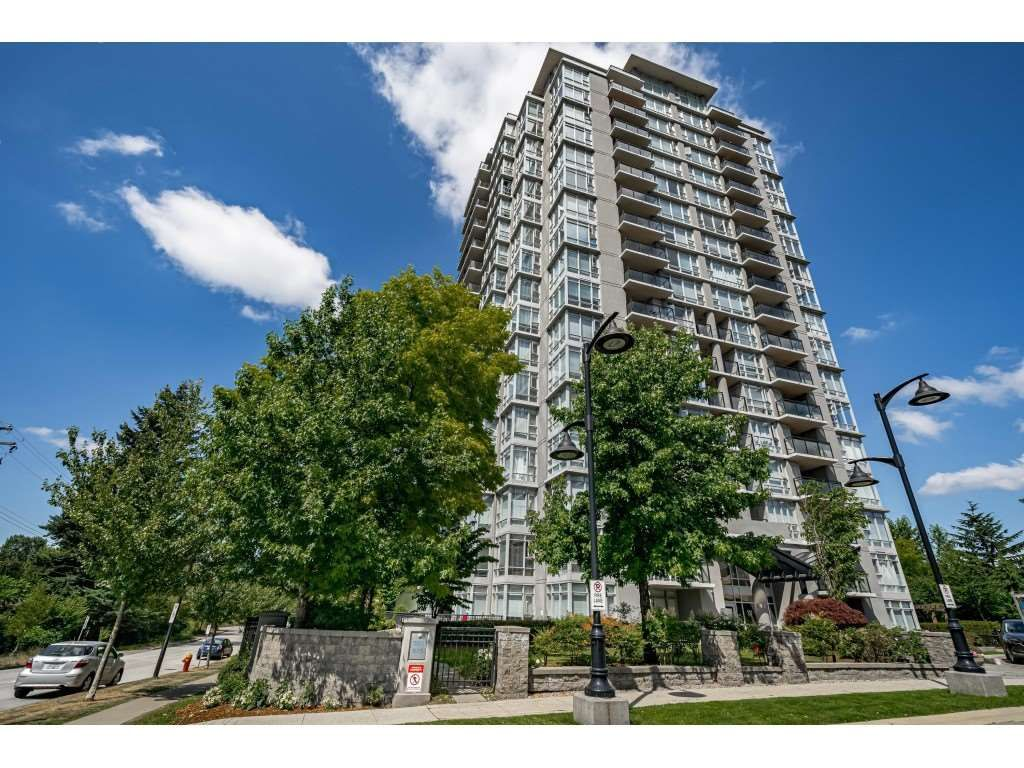 "Main Photo: 606 555 DELESTRE Avenue in Coquitlam: Coquitlam West Condo for sale in ""2020"" : MLS®# R2534709"