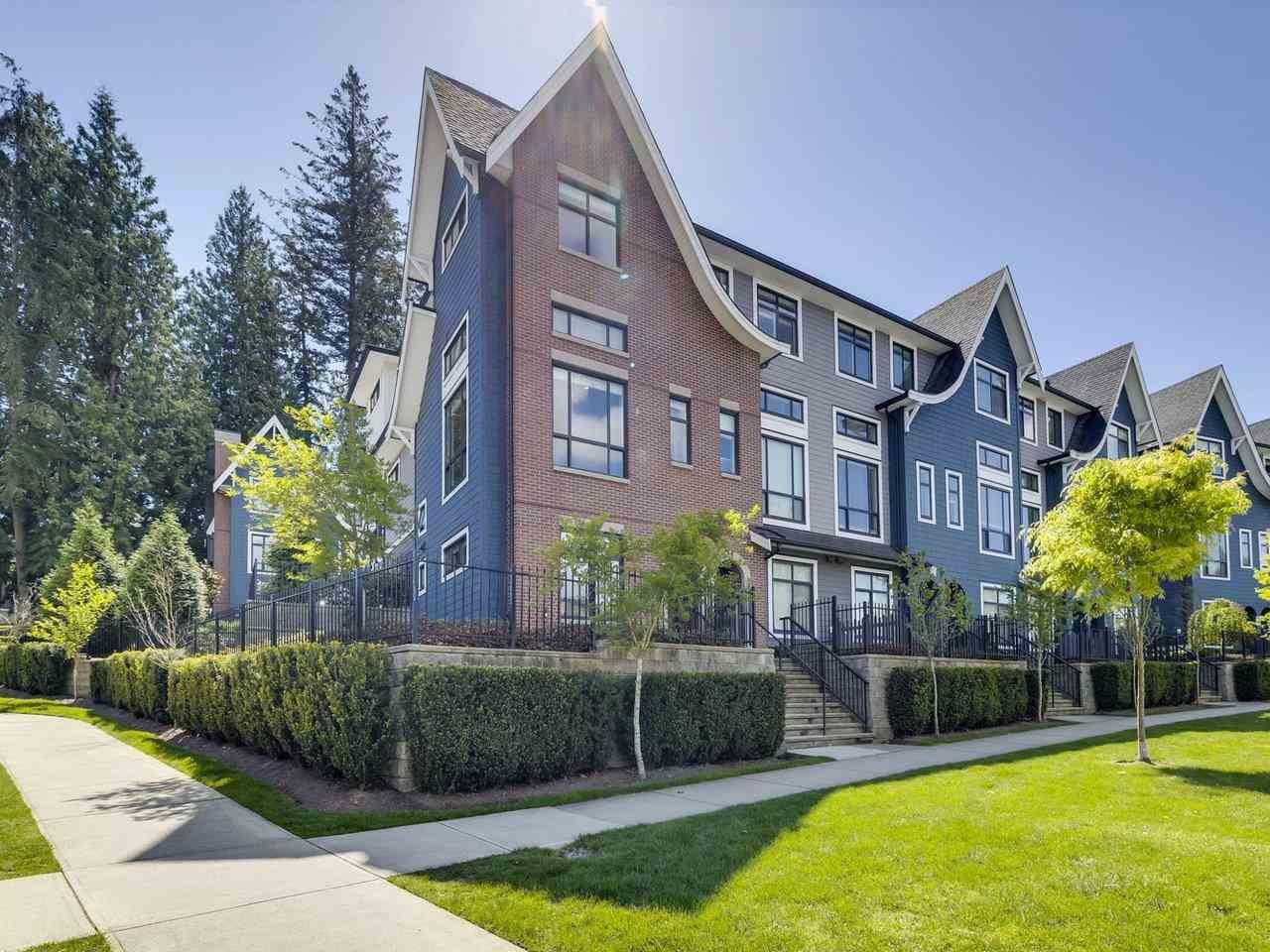 """Main Photo: 46 2888 156 Street in Surrey: Grandview Surrey Townhouse for sale in """"HYDE PARK"""" (South Surrey White Rock)  : MLS®# R2575934"""