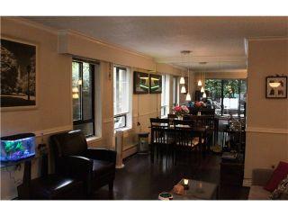 Photo 5: 103 1718 NELSON Street in Regency Terrace: West End VW Home for sale ()  : MLS®# V1135647