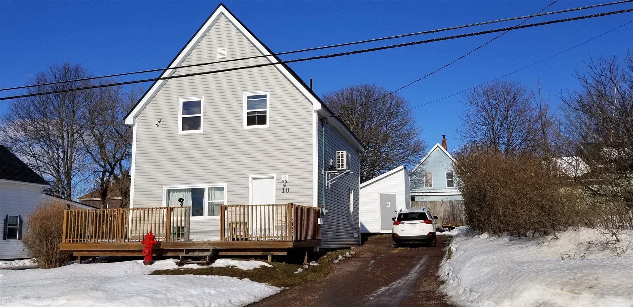 Main Photo: 10 Hill Street in Amherst: 101-Amherst,Brookdale,Warren Residential for sale (Northern Region)  : MLS®# 202103527