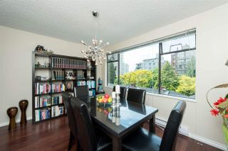 Photo 6: 304 1279 NICOLA Street in Vancouver: West End VW Condo for sale (Vancouver West)  : MLS®# R2176299