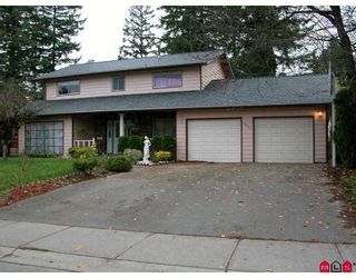 Photo 1: 3027 PRINCESS Street in Abbotsford: Abbotsford West House for sale : MLS®# F2729901