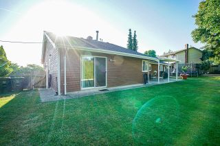 Photo 37: 15049 SPENSER Drive in Surrey: Bear Creek Green Timbers House for sale : MLS®# R2622598