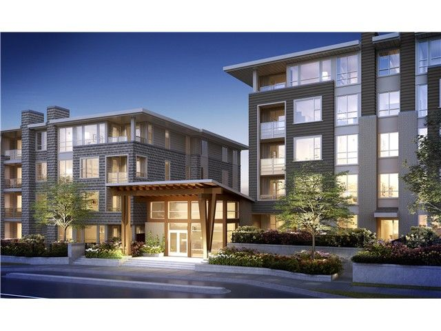 Main Photo: # 203 2665 MOUNTAIN HY in North Vancouver: Lynn Valley Condo for sale : MLS®# V1073887