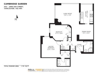 """Photo 28: 202 2668 ASH Street in Vancouver: Fairview VW Condo for sale in """"CAMBRIDGE GARDENS"""" (Vancouver West)  : MLS®# R2510443"""