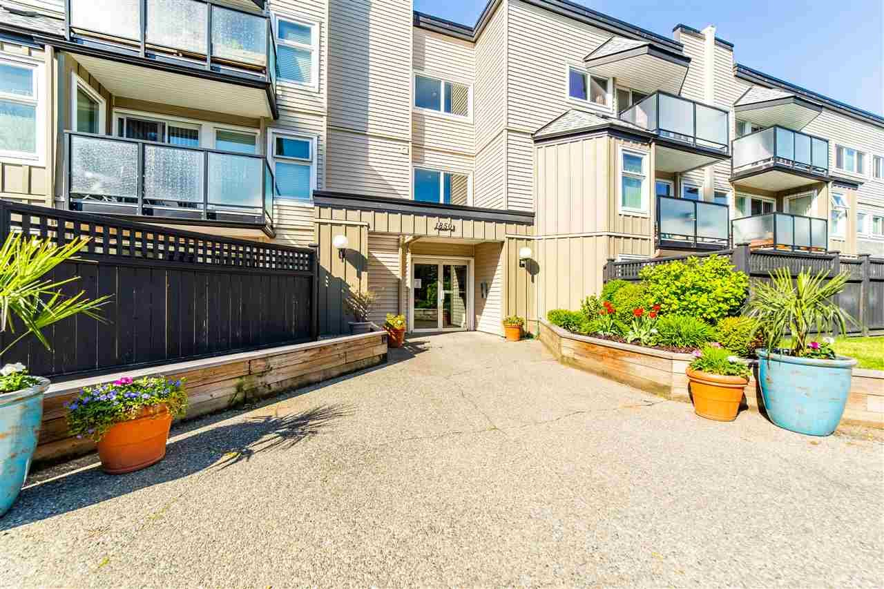 "Main Photo: 110 1850 E SOUTHMERE Crescent in Surrey: Sunnyside Park Surrey Condo for sale in ""Southmere Place"" (South Surrey White Rock)  : MLS®# R2568476"