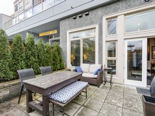 """Photo 19: 106 3688 INVERNESS Street in Vancouver: Knight Condo for sale in """"Charm"""" (Vancouver East)  : MLS®# R2045908"""