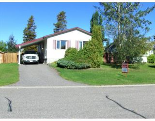 """Photo 1: 3986 ENEMARK Crescent in Prince_George: Pinewood House for sale in """"PINEWOOD"""" (PG City West (Zone 71))  : MLS®# N176316"""