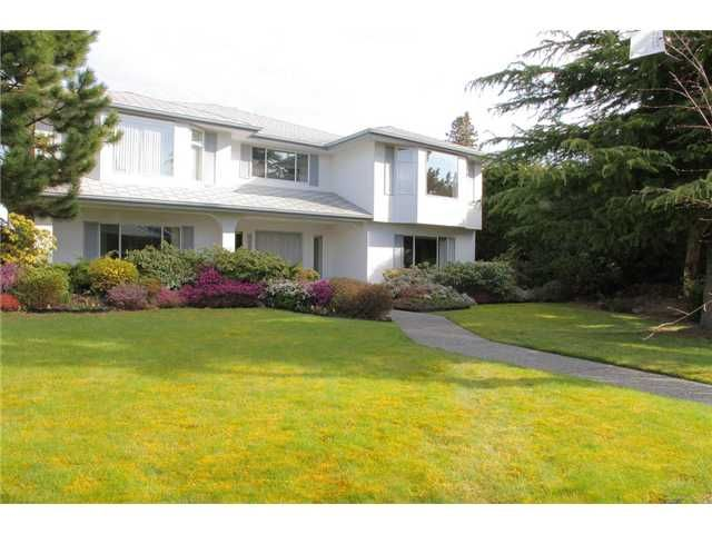 Main Photo: 1129 W 46TH Avenue in Vancouver: South Granville House for sale (Vancouver West)  : MLS®# V878740