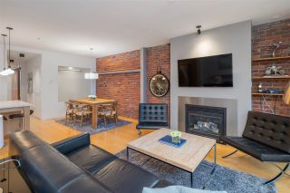 """Photo 3: 401 1072 HAMILTON Street in Vancouver: Yaletown Condo for sale in """"The Crandrall"""" (Vancouver West)  : MLS®# R2598464"""