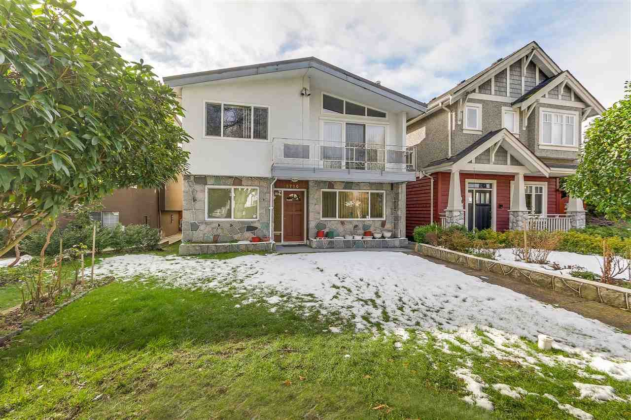 Main Photo: 2790 W 22ND Avenue in Vancouver: Arbutus House for sale (Vancouver West)  : MLS®# R2307706