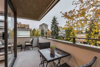 """Photo 18: 306 1250 W 12TH Avenue in Vancouver: Fairview VW Condo for sale in """"Kensington Place"""" (Vancouver West)  : MLS®# R2522792"""