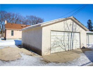Photo 16: 104 Leila Avenue in Winnipeg: Scotia Heights Residential for sale (4D)  : MLS®# 1703770