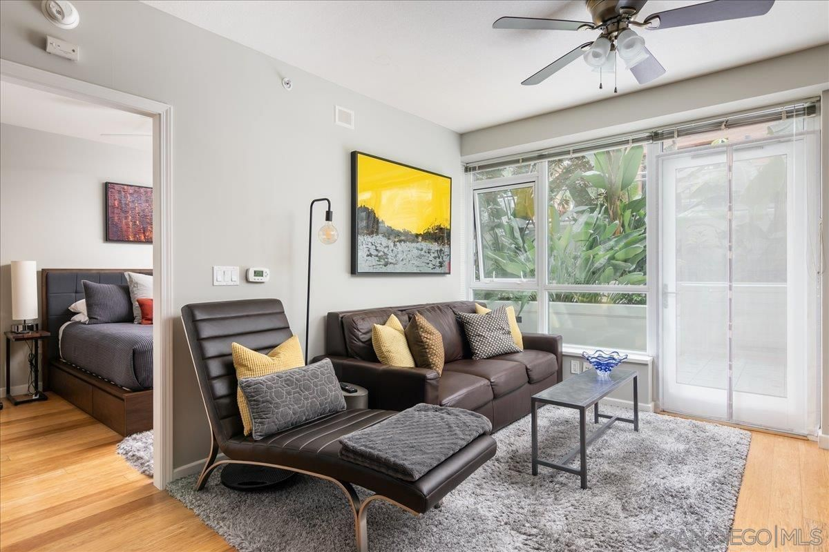 Main Photo: DOWNTOWN Condo for sale : 1 bedrooms : 1431 Pacific Hwy #104 in San Diego