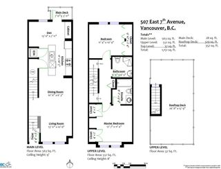 """Photo 40: 507 E 7TH Avenue in Vancouver: Mount Pleasant VE Townhouse for sale in """"Vantage"""" (Vancouver East)  : MLS®# R2472829"""