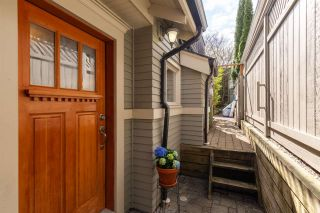 Photo 2: 440 W 13TH Avenue in Vancouver: Mount Pleasant VW Townhouse for sale (Vancouver West)  : MLS®# R2561299