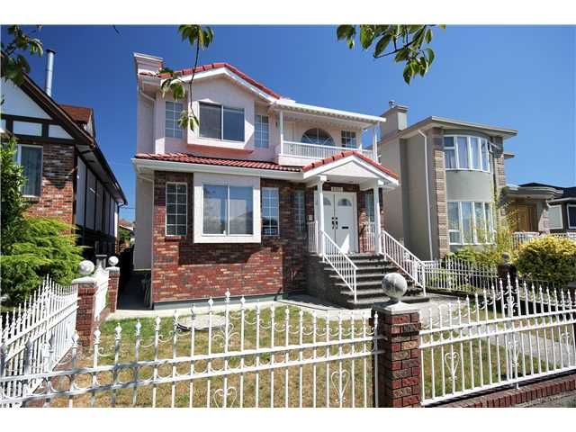 Main Photo: 6918 DUMFRIES ST in Vancouver: Knight House for sale (Vancouver East)  : MLS®# V1021207