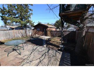 Photo 18: 633 Machray Avenue in Winnipeg: Sinclair Park Residential for sale (4C)  : MLS®# 1712458