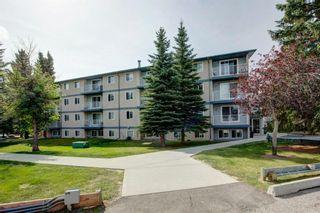 Photo 1: 406C 5601 Dalton Drive NW in Calgary: Dalhousie Apartment for sale : MLS®# A1146275