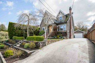 """Photo 1: 412 EIGHTH Avenue in New Westminster: GlenBrooke North House for sale in """"GlenBrook North"""" : MLS®# R2555470"""