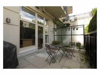 """Photo 6: 105 205 E 10TH Avenue in Vancouver: Mount Pleasant VE Condo for sale in """"The Hub"""" (Vancouver East)  : MLS®# V1082695"""