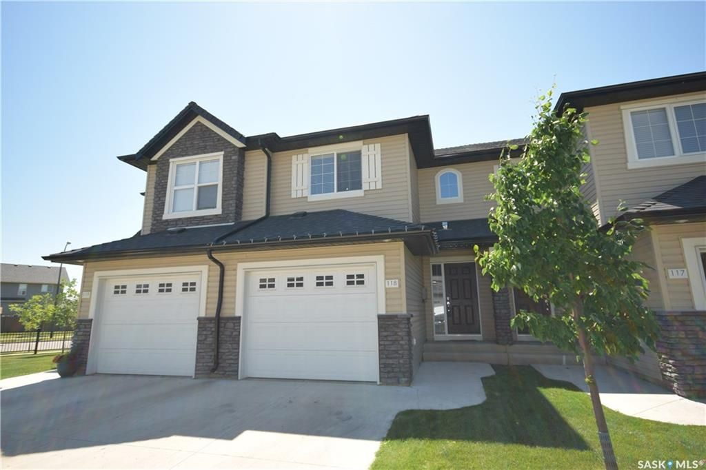 Main Photo: 118 410 Ledingham Way in Saskatoon: Rosewood Residential for sale : MLS®# SK849770