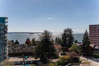 Photo 5: 703 2167 BELLEVUE AVENUE in West Vancouver: Dundarave Condo for sale : MLS®# R2615536